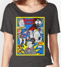 Pee Wee's big adventure 30th anniversary tribute art Women's Relaxed Fit T-Shirt