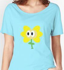 Cute 'Lil Flower Women's Relaxed Fit T-Shirt