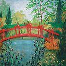 Japanese Garden in Ireland by Birgit Schnapp