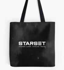 Sternensatz Tote Bag