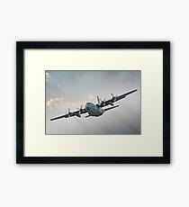 C130 Hercules Framed Print