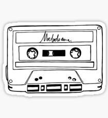 Lorde - Melodrama Tape Sticker