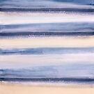 Beach Stripes by melaniebiehle