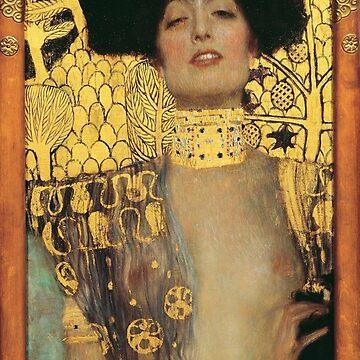 KLIMT Judith I / 1901 by TheGrandTour