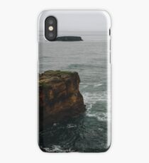 ocean rocks iPhone Case/Skin