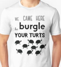 your turts unisex t shirt - Over The Garden Wall Merchandise
