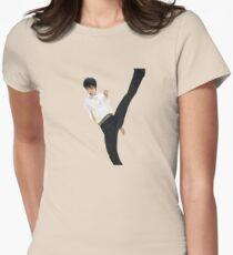 Yuzuru Hanyu Tailliertes T-Shirt