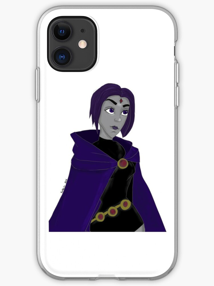 teen titans iphone case