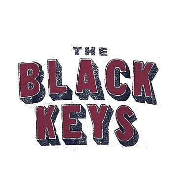 The Black Keys Tee by cambam097