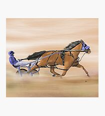 Pacer Photographic Print