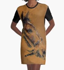 Pacer  Graphic T-Shirt Dress