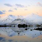 Blackmount  Mirror by Alexander Mcrobbie-Munro