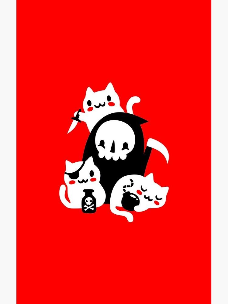 Deaths Little Helpers by obinsun