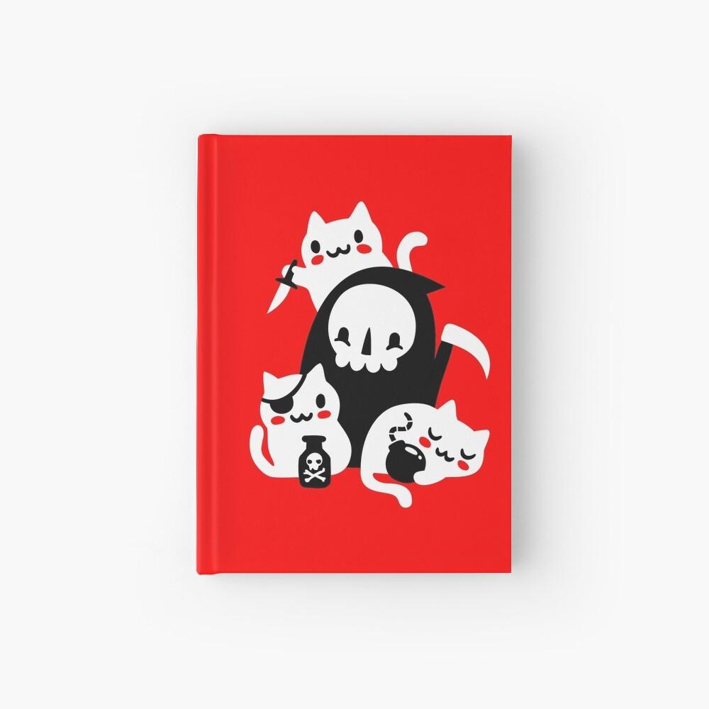 Deaths Little Helpers Hardcover Journal