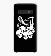 Cat Got Your Soul? Case/Skin for Samsung Galaxy