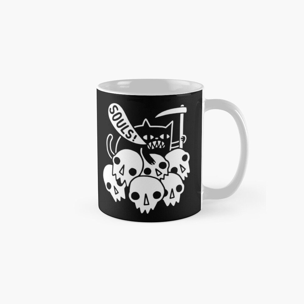 Cat Got Your Soul? Mug