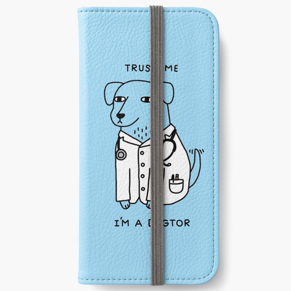 Dogtor iPhone Wallet