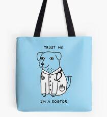 Dogtor Tote Bag