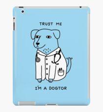 Dogtor iPad Case/Skin