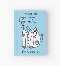 Dogtor Hardcover Journal