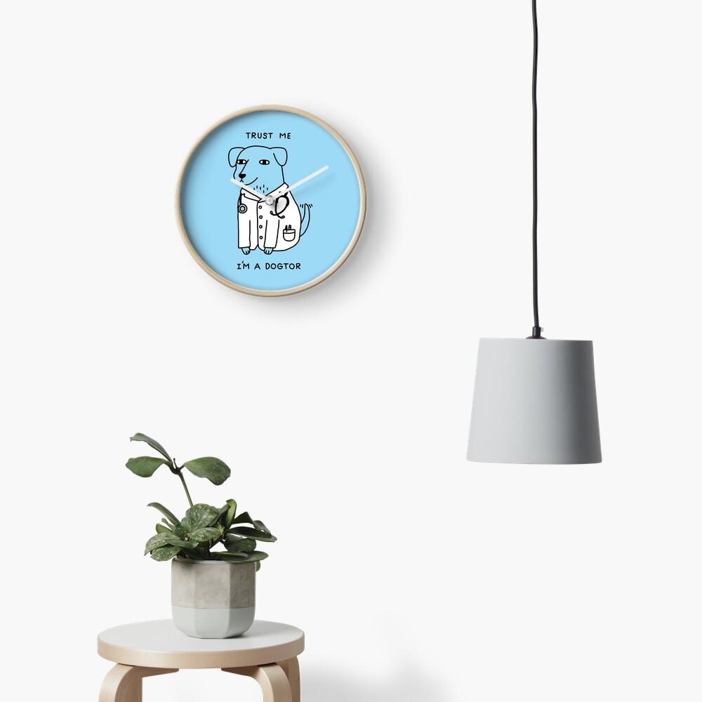Dogtor Clock