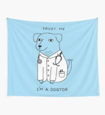 Tela decorativa Dogtor