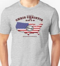 Vote for Anyone...but CHRISTIE! Unisex T-Shirt
