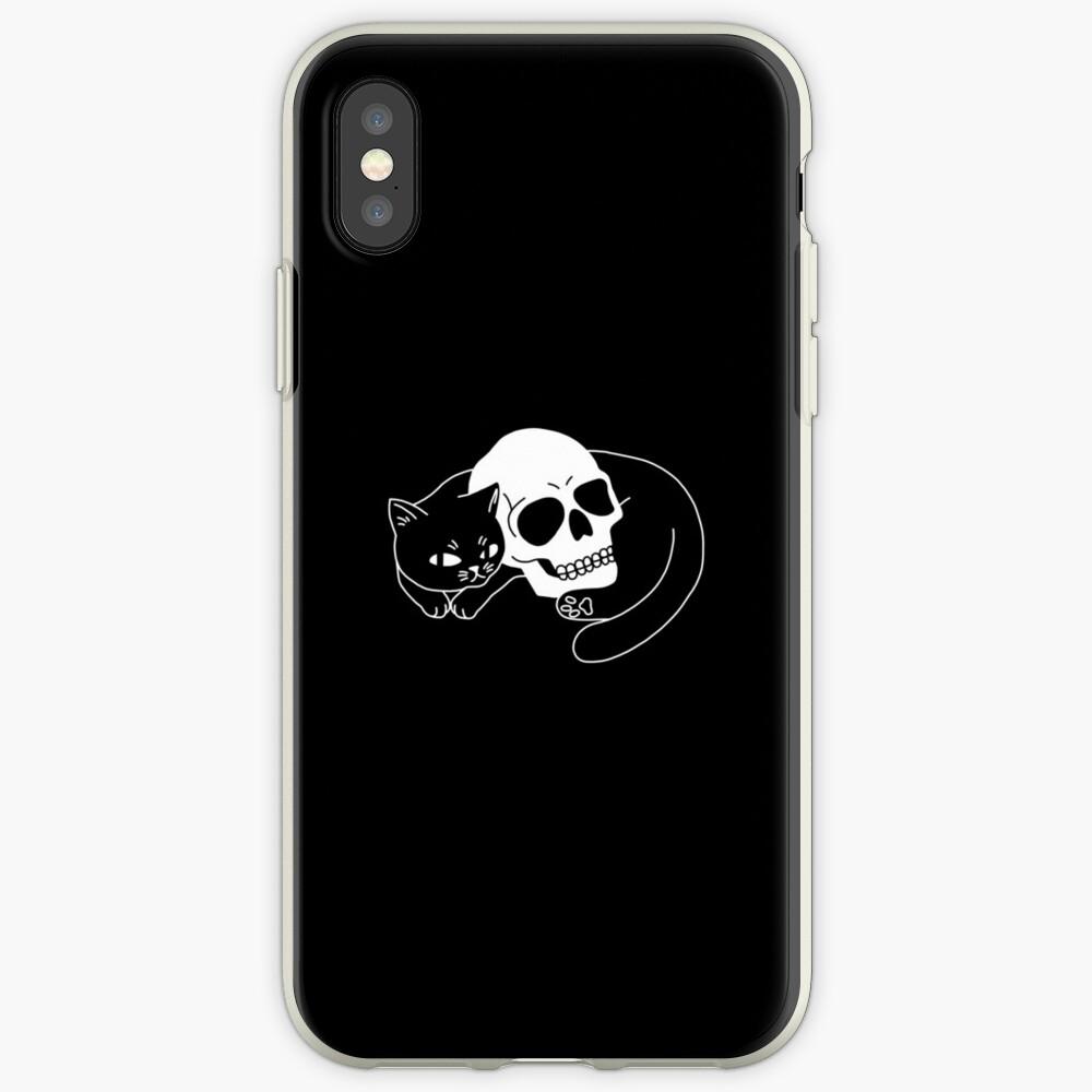 Spooky Cat iPhone Case & Cover