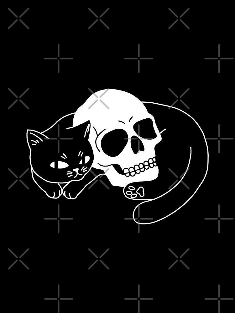 Spooky Cat by obinsun