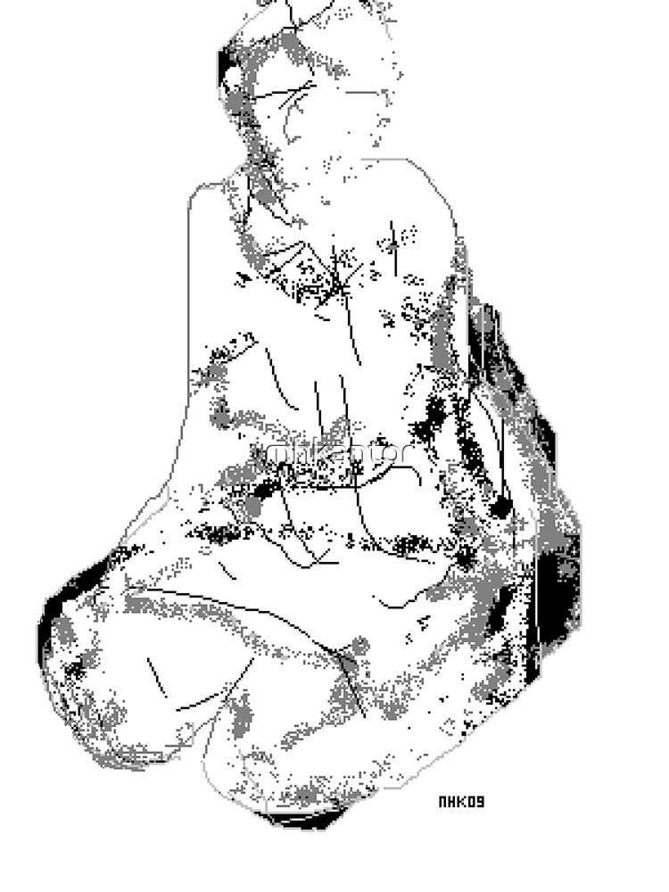 on bended knee by mhkantor