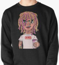 Lil PUMP Esketit Hip-hop design Pullover
