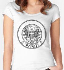 Vienna Women's Fitted Scoop T-Shirt