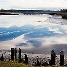 Sky Water by Jonicool
