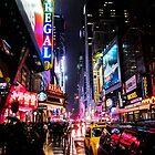 «Noche de la ciudad de Nueva York» de Nicklas Gustafsson