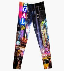 New York City Night Leggings