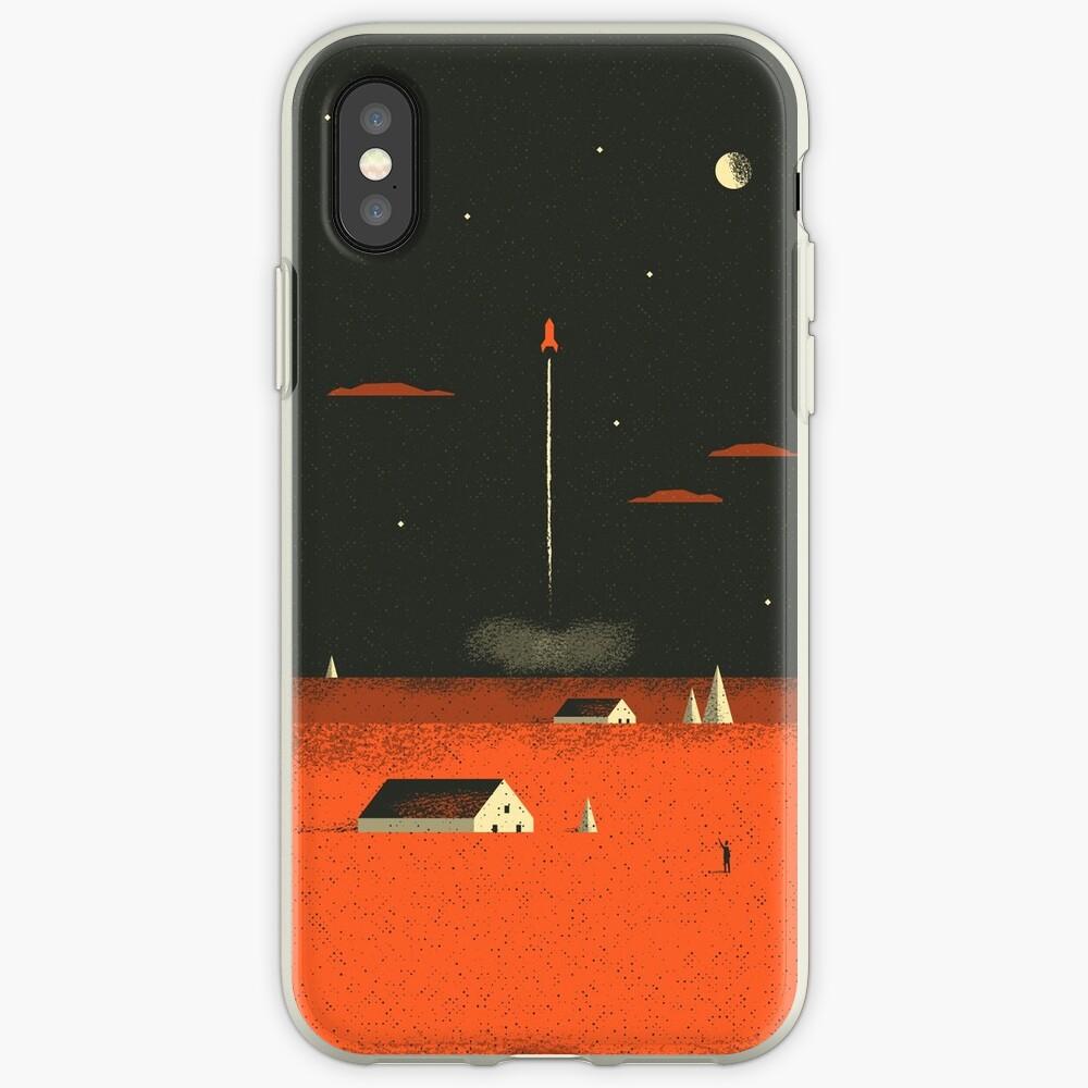 Bon voyage iPhone Case & Cover
