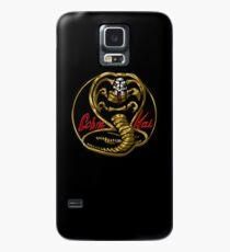 Cobra Kai Gold Hülle & Klebefolie für Samsung Galaxy