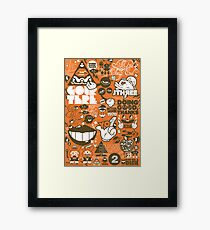 The Antidote Framed Print