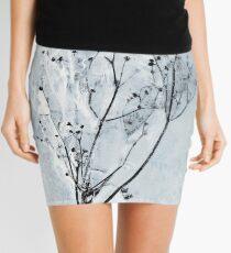 27.3.2018: Frozen Plant Mini Skirt