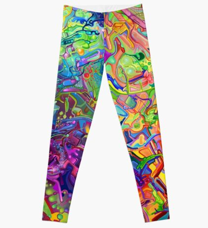 This Page Intentionally Left Blank - Digital Art & Painting Leggings