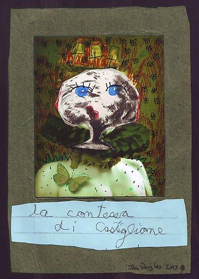 La Contessa di Castiglione by John Douglas