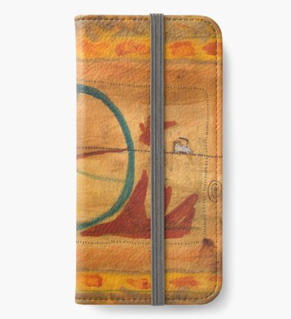 From The Wheel, Six iPhone Wallet