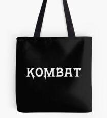 Kombat Tote Bag