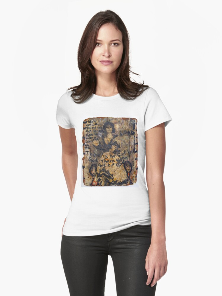 Love Amulets of the Clumsy Duchess 11 Womens T-Shirt Front