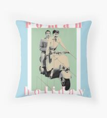 Roman Holiday v.2 Throw Pillow