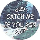 Catch Me If you Can by Kerstin La Cross