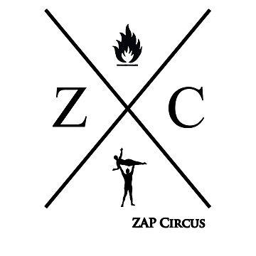 SimpleX thick white stroke by zapcircus