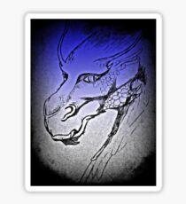 Saphira Sticker