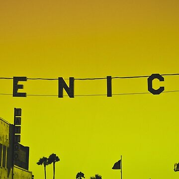 Venice beach by Dimman