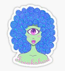 Freakshow Sticker